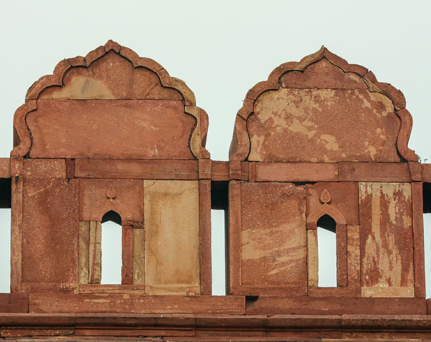 Blanki Red Fort