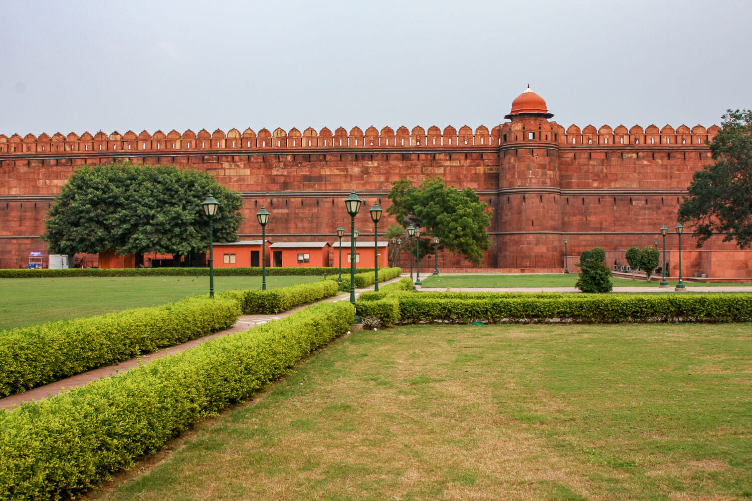 Mury Red Fort