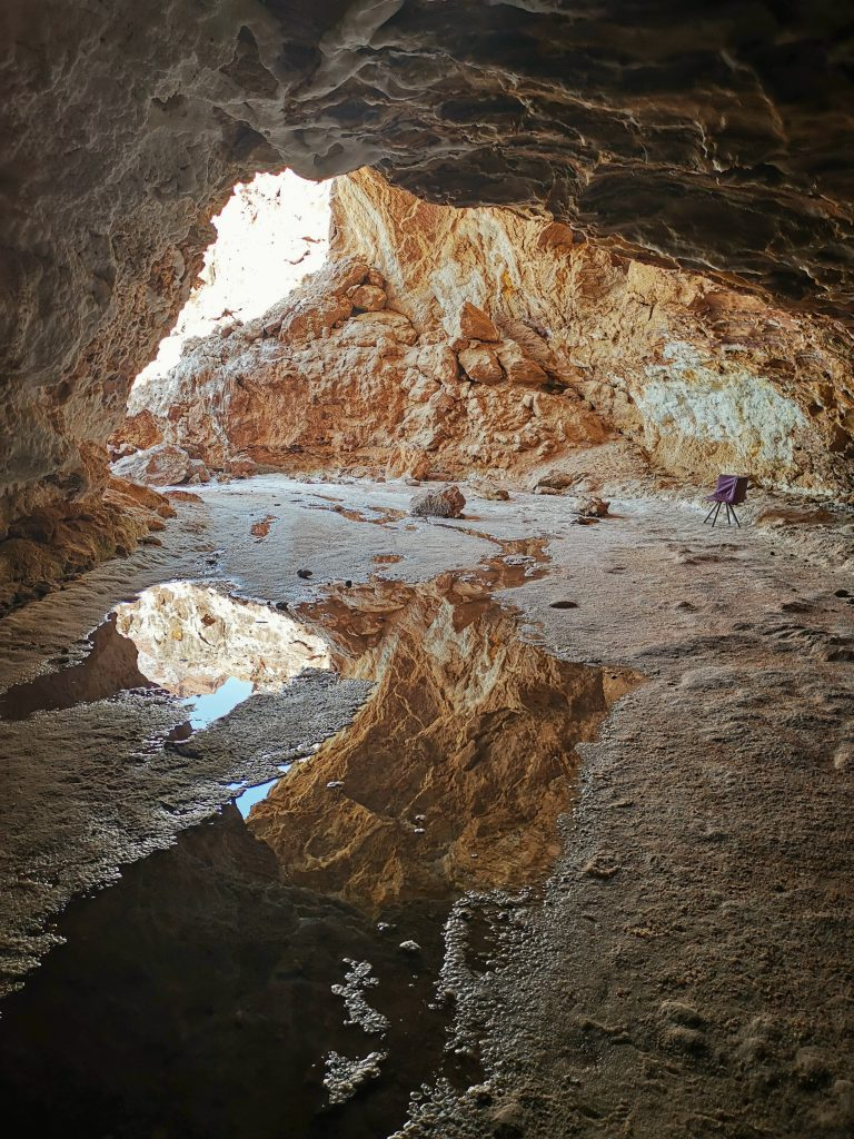 Salt Cave Of Qeshm